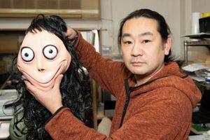 Nghệ sĩ người Nhật tạo ra quái vật Momo đang khốn khổ vì 'tác phẩm'