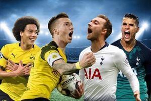 Đội hình dự kiến Dortmund - Tottenham: Marco Reus đối đầu Harry Kane