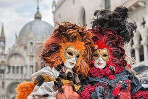 Ấn tượng vũ hội hóa trang lừng danh thế giới Carnival Venice