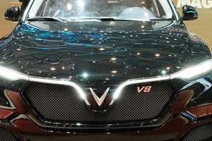 Mẫu xe SUV của VinFast lắp động cơ V8 cho phiên bản đặc biệt