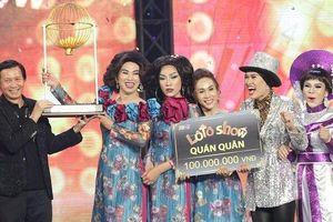Hát lô tô theo song ngữ Việt - Anh, đoàn Sài Gòn Tân Thời đăng quang Quán quân 'Lô tô show'