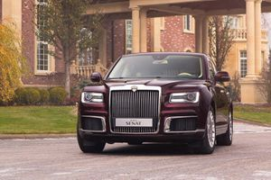 Limousine của ông Putin có bản thương mại, đối thủ của Rolls-Royce