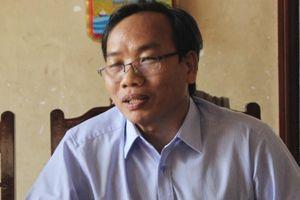 Giám đốc Sở Nội vụ Quảng Ngãi 'gửi gắm' người thân thi viên chức