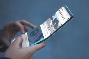 Sau Galaxy Fold, Samsung sắp có thêm 2 smartphone màn hình gập