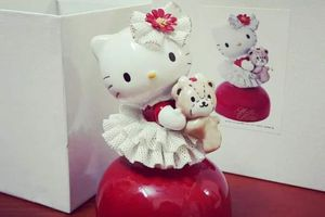 'Cô nàng' Hello Kitty lần đầu xuất hiện trong phim Hollywood
