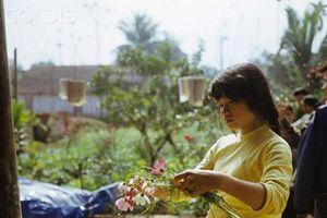 Hình ảnh không thể quên về Hà Nội mùa xuân năm 1973