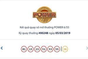 Kết quả xổ số Vietlott hôm nay 6/3/2019: Giải Jackpot hơn 20 tỷ đồng có 'nổ lớn'?