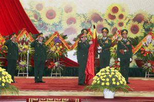 Công đoàn Quốc phòng đón nhận Huân chương Bảo vệ Tổ quốc hạng Nhất