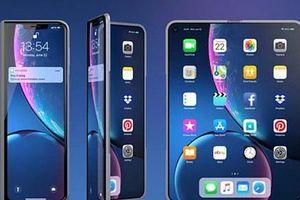 iPhone màn gập có thể trở thành hiện thực trong tương lai
