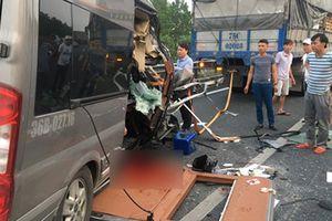Tai nạn xe Limousine: Ám ảnh những chiếc 'quan tài bay'