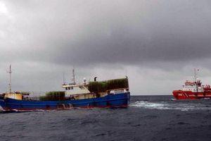 Cà Mau: Đề nghị xác minh thông tin 6 ngư dân bị Malaysia bắt giữ