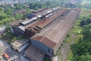 Lộ sai phạm trong đấu giá tại nhà máy thép thành siêu đô thị nghìn tỷ