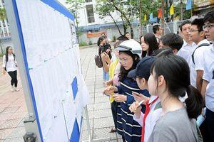 Lần đầu tiên thí sinh thi lớp 10 Hà Nội tiếp cận hình thức thi quốc gia