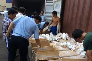 Gặp vướng khi xử lý trên 100.000 gói thuốc lá lậu