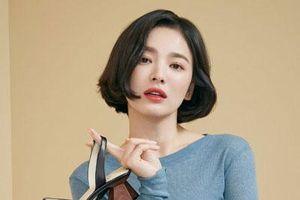 Phớt lờ tin đồn ly hôn, Song Hye Kyo 'đốn tim' cư dân mạng với loạt ảnh đẹp lung linh