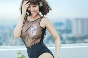 Phi Thanh Vân gây hoảng hốt vì quần áo xộc xệch, thân hình sồ sề khi livestream
