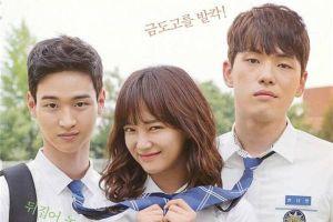 Điểm danh 10 phim truyền hình Hàn Quốc về mối tình đầu đảm bảo khiến bạn phải thổn thức (Phần 2)