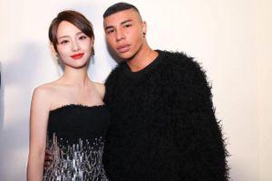 Nhan sắc đẹp đến 'nao lòng' của Trương Gia Nghê tại Tuần lễ thời trang Paris khiến cánh đàn ông xao xuyến
