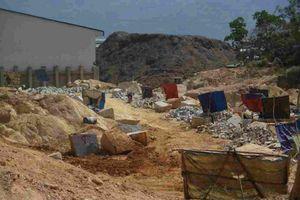 Bình Định: Công ty TNHH Nông Trại Xanh phớt lờ chỉ đạo của Chủ tịch UBND tỉnh tiếp tục khai thác đá phía Đông núi Hòn Chà