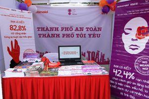 ActionAid Việt Nam tham gia Lễ phát động năm An toàn cho phụ nữ và trẻ em