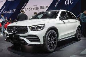Mercedes-Benz GLC 2020 'bằng xương bằng thịt' tại Geneva 2019