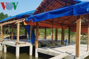 Quảng Nam buộc tháo dỡ khu nghỉ dưỡng 'chui' trong rừng phòng hộ