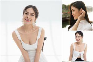 Cô gái lọt Top 10 'Sao Mai 2017' thi 'Hoa hậu Áo dài Việt Nam'