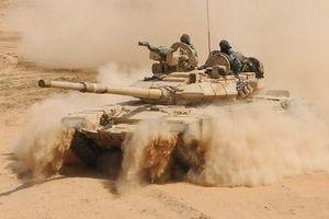 Binh sĩ IS xác nhận còn 200 tay súng ẩn náu ở sa mạc đông al-Sweida