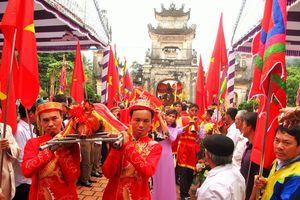Lễ hội đền Cương Quốc Công Nguyễn Xí - 2019
