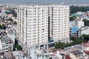 Ngân hàng thông báo thu giữ chung cư Khang Gia Tân Hương