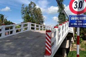 Bạc Liêu: Dân bức xúc, vì cầu nông thôn mang tên... Phó Chủ tịch xã