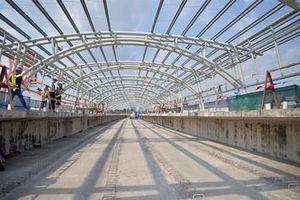 TP Hồ Chí Minh tăng tốc tiến độ tuyến metro số 1