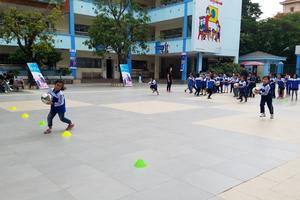 Nhân rộng chương trình 'Năng động cùng thể thao', nâng cao hoạt động thể chất cho học sinh tiểu học