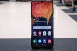 Samsung Galaxy A40 sắp được bán ra tại thị trường châu Âu