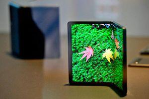 Corning nghiên cứu kính bảo vệ cho smartphone gập được