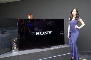 Sony công bố thế hệ TV OLED 4K HDR A9G mới