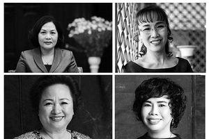 50 Phụ nữ ảnh hưởng nhất năm 2019: 4 'bóng hồng' ngân hàng được vinh danh