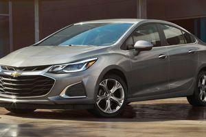 GM sản xuất chiếc Chevrolet Cruze cuối cùng tại Mỹ
