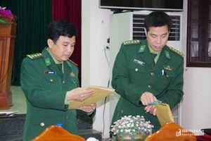 BĐBP Nghệ An kiểm tra năng lực nhân sự sẽ bố trí chức danh quản lý