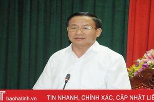 Đảng bộ Khối CCQ&DN tỉnh Hà Tĩnh chủ động kiện toàn các chức danh
