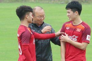 Đình Trọng tập cùng U.23 Việt Nam sau 3 tháng chấn thương, chuẩn bị cho vòng loại châu Á