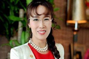 5 người phụ nữ quyền lực nhất trên sàn chứng khoán Việt