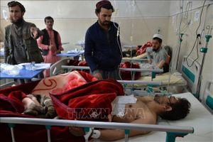 IS thừa nhận là thủ phạm vụ tấn công đẫm máu tại Afghanistan