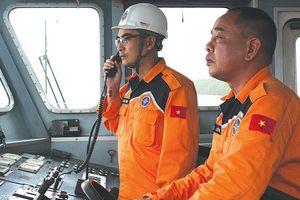 'Sói biển' tàu cứu nạn hàng hải Việt Nam