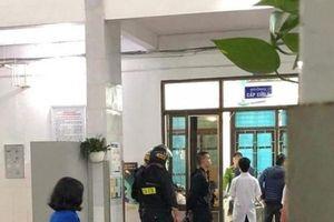 Nghi can trong vụ thảm sát ở Nam Định đã tử vong