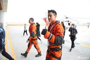 Phim 'Cứu viện khẩn cấp' của Bành Vu Yến và Gia Phi 'Như Ý truyện' Tân Chỉ Lôi chính thức khai máy