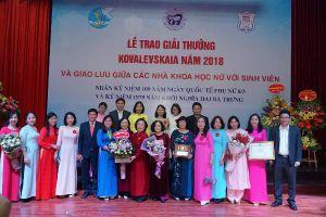 Kỷ niệm Ngày quốc tế Phụ nữ 8/3: Những nhà khoa học nữ đam mê nghiên cứu môi trường