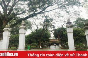 Gìn giữ kiến trúc nghệ thuật 1.000 năm ở di tích Quốc gia đặc biệt đền thờ Lê Hoàn