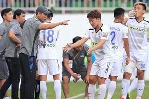 Hoàng Anh Gia Lai: Từ mục tiêu vô địch đến trụ hạng V.League