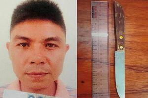 Bị tuyên phạt 7 năm tù vì mượn tiền nhưng 'trả' bằng dao